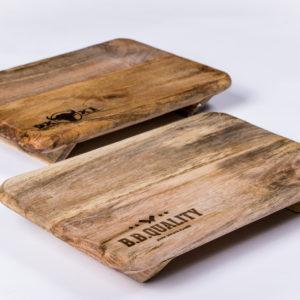 Mango houten presenteerplank